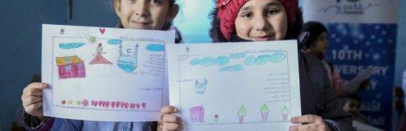 Islamic Relief mencecah 10 tahun berkhidmat di Lebanon