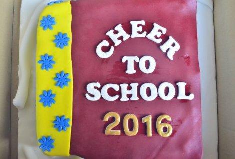 Cheer To School 2016
