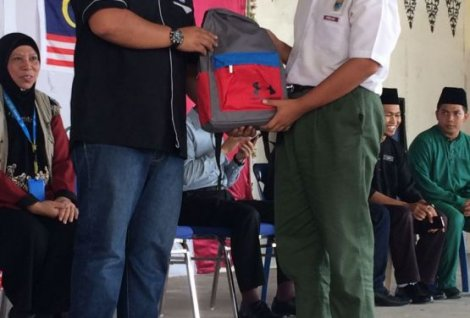 Cheer To School (CTS) in Sabah