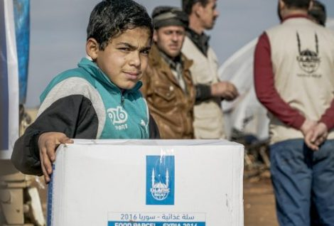 Islamic Relief supports 3m Syrians with £43m response