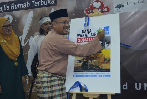 Islamic Relief Malaysia Lancar Projek Dana Wakaf Air Somalia