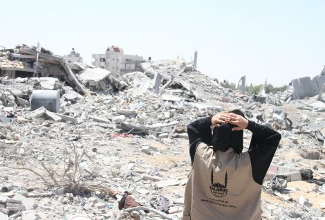 Calamity in Gaza continues to prolong