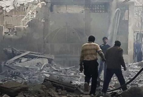 Over 800 killed in Eastern Ghouta