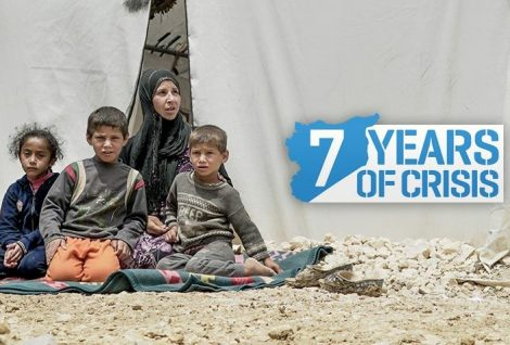 7th Anniversary of the Syrian Conflict