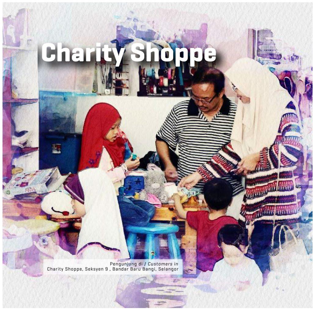 Charity Shoppe Islamic Relief Malaysia