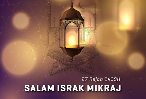 Remembering Israk Mikraj