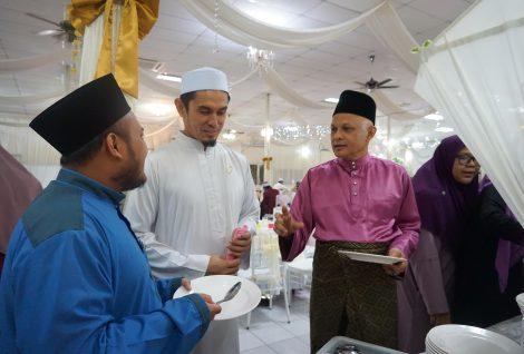 IRM Celebrating Iftar Together