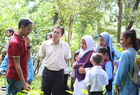 Knowledge Cultivation For The Isolated People
