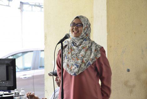 Unveiling life: Dialogue with Nur Sabrina Ahmad Fauzi