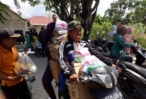 2880 Families Reached Out