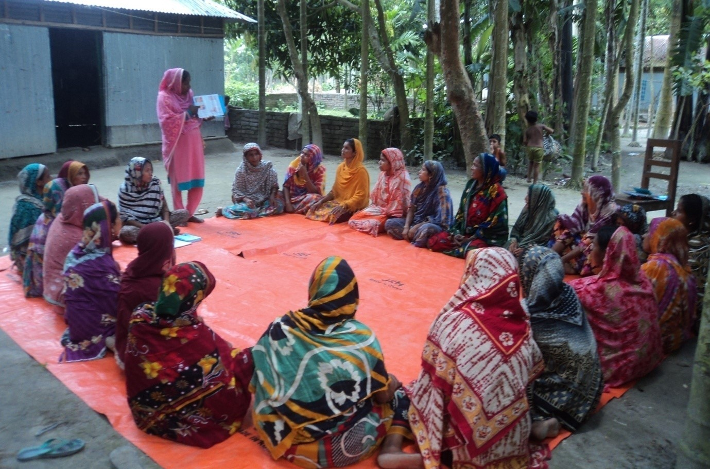 Reducing Poverty in Bangladesh